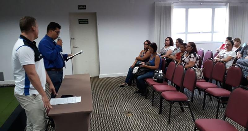 Em assembleia com SEECETHAR, trabalhadores do Instituto de Apoio Social aceitam proposta de pagamento da Prefeitura de Araçatuba