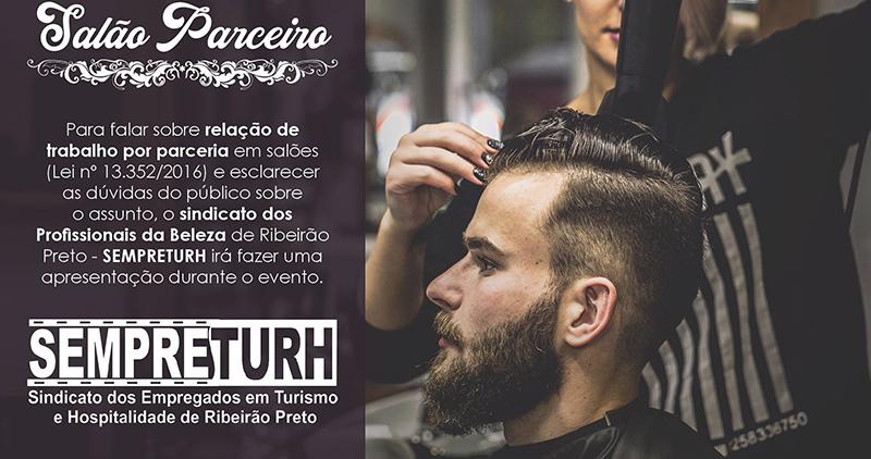 Filiado à FETHESP, SEMPRETURH fará apresentação sobre a lei do Salão-Parceiro no Workshop Adlux - Profissionais da Beleza, em Ribeirão Preto