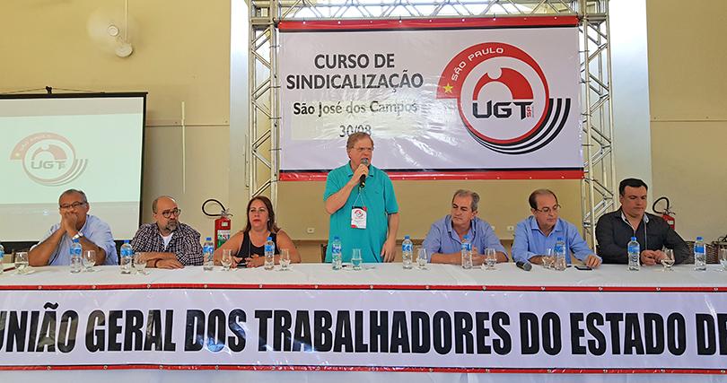 Cursos da UGT-SP ajudam filiados a ampliar sindicalização