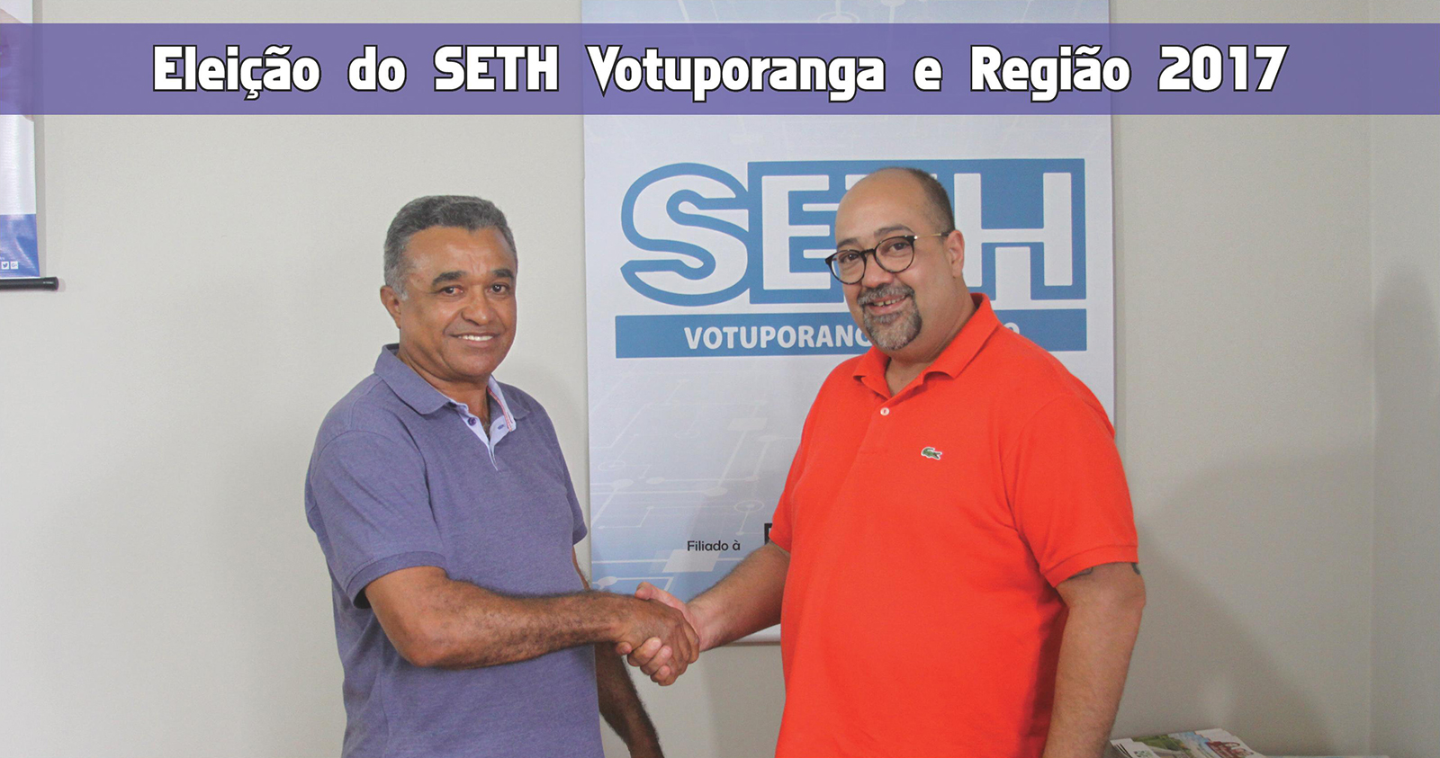 Eleição do SETH Votuporanga 2017