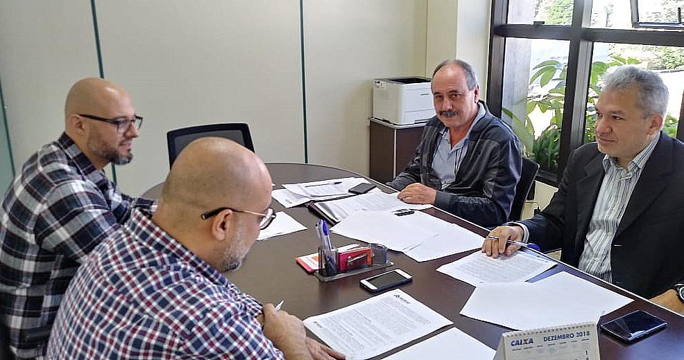 FETHESP e filiados discutem contrapropostas para negociação coletiva dos empregados no setor imobiliário