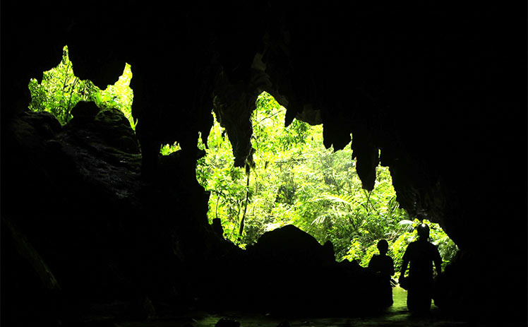 Parque Estadual Caverna do Diabo