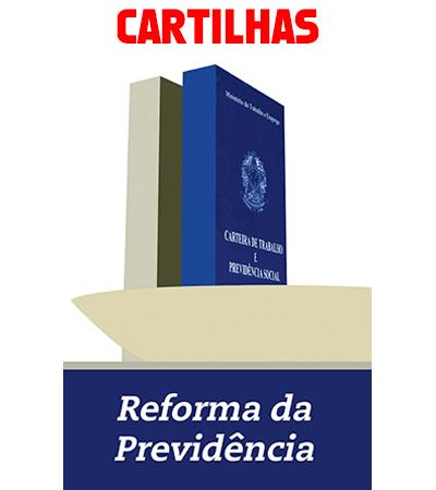 Cartilha Reforma da Previdência