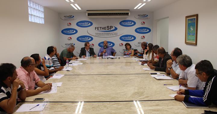 Reunião de Diretoria - 10/12/2015
